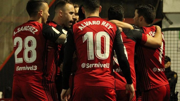 Coppa del Re: impresa Mirandes, batte Villarreal e va in semifinale