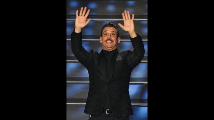Sanremo, Gabbani guida la classifica della seconda serata e quella generale