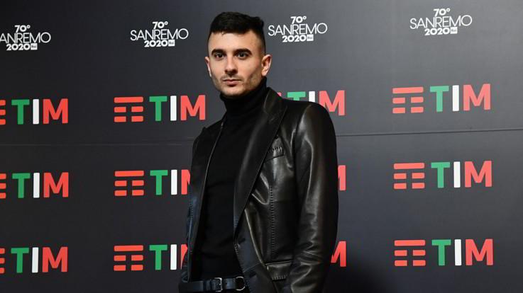 "Sanremo, Junior Cally: Sono dalla parte di Gessica Notaro, contro la violenza"""