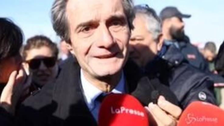 """Frecciarossa deragliato, Fontana: """"La visione è terrificante"""""""