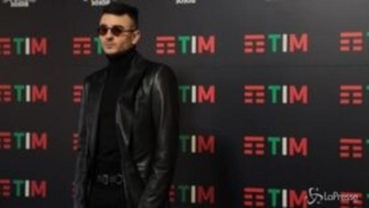 "Sanremo 2020, Junior Cally ""Totalmente contro la violenza"""