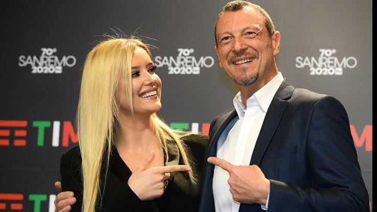 Sanremo, l'ordine della terza serata dedicata ai duetti e alle cover