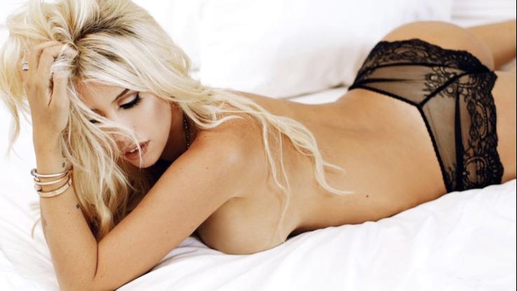 La buonanotte 'letale' di Wanda Nara, a letto sexy e senza veli
