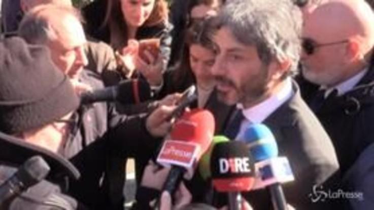 """Fico: """"Manifestazione indetta da Di Maio è sui vitalizi"""""""