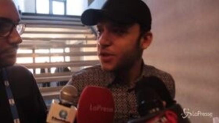 """Sanremo, Rancore: """"Mi fa arrabbiare la superficialità"""""""