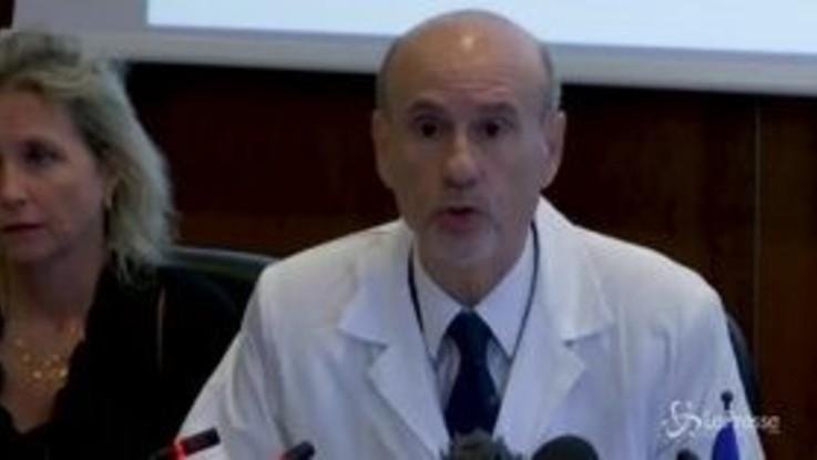 """Coronavirus, Spallanzani: """"Coppia cinese ancora in terapia intensiva"""""""