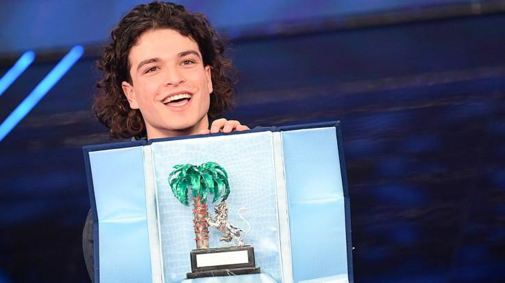 Festival di Sanremo, Leo Gassmann vince nella categoria Nuove Proposte