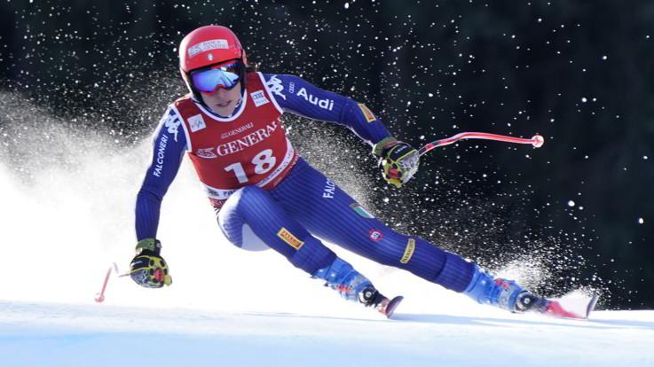 Sci, Brignone seconda nella libera di Garmisch, vince Rebensburg