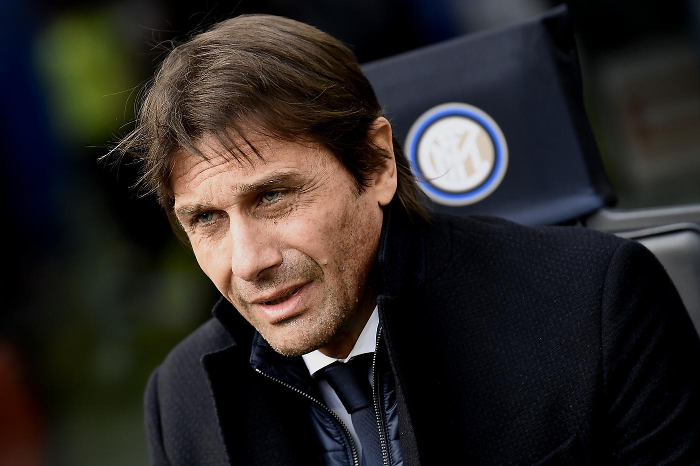 """Inter, Conte: """"Derby importante, ma vale sempre 3 punti"""""""