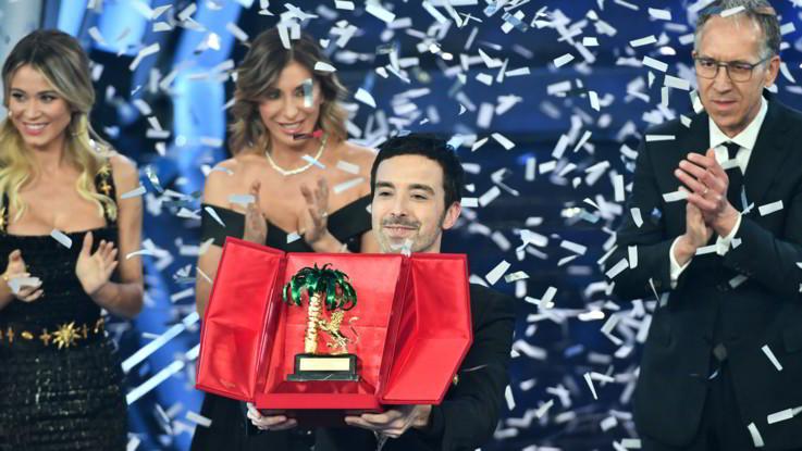 """Festival di Sanremo, trionfa Diodato con la canzone """"Fai rumore"""""""