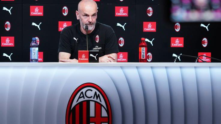 Pioli carica Milan: Derby non si gioca, si vince. Dubbio Ibra