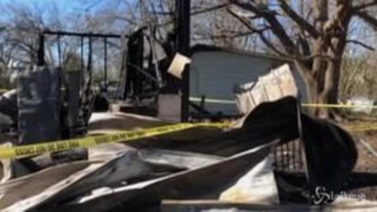 Mississippi, madre e sei figli morti nell'incendio della loro casa