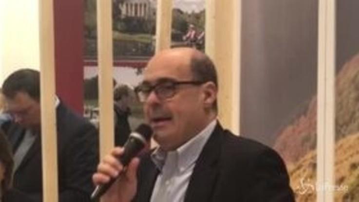 """Regione Lazio al Bit, Zingaretti: """"Vogliamo rilanciare un modello di turismo che valorizzi il presente"""""""