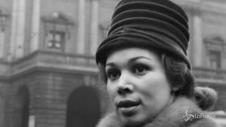 Lirica, morta la soprano Mirella Freni