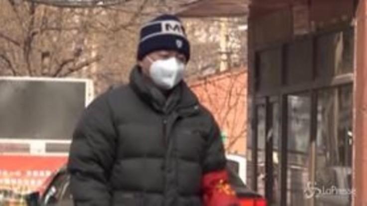 Coronavirus, a Pechino si torna al lavoro nella città fantasma