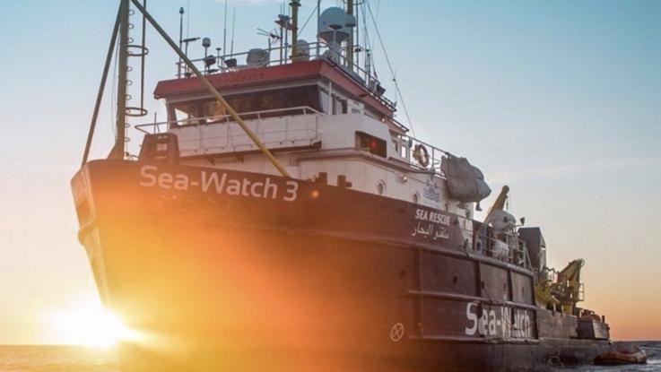 Migranti, a Sea Watch cittadinanza onoraria Palermo