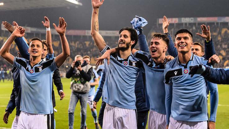 """Lazio, sognare si può. Ma Lotito: """"Campionato aperto fino alla fine"""""""