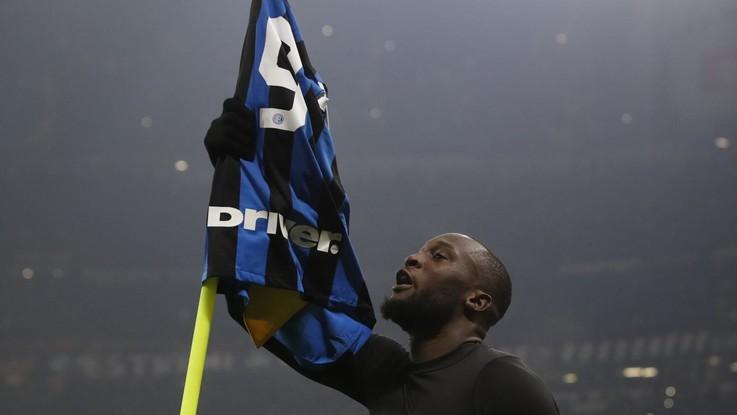 """L'Inter si carica e svela le carte. Lukaku: """"Un nuovo re in città"""""""