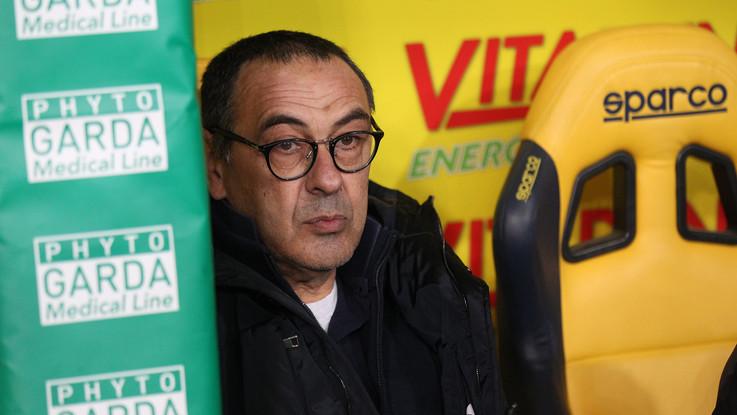 Juve, Sarri cerca risposte dopo flop Verona. Douglas out 20 giorni