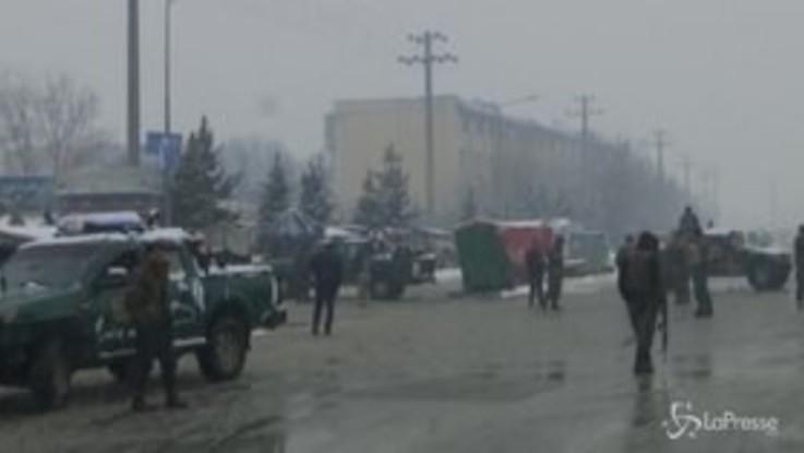 Kabul, attentato suicida uccide tre persone