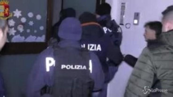 'Ndrangheta, operazione antidroga a Cosenza: 45 misure restrittive