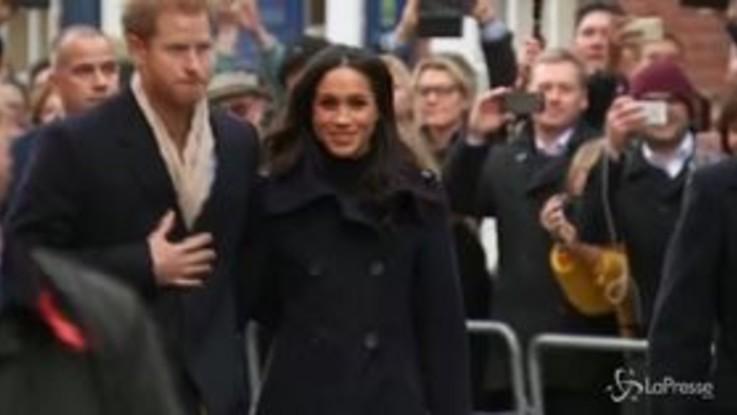 Harry e Meghan devono tornare a Londra il 9 marzo