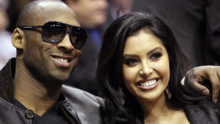 """Bryant, il dolore della moglie: """"Il mio cervello rifiuta la morte di Kobe e Gigi"""""""