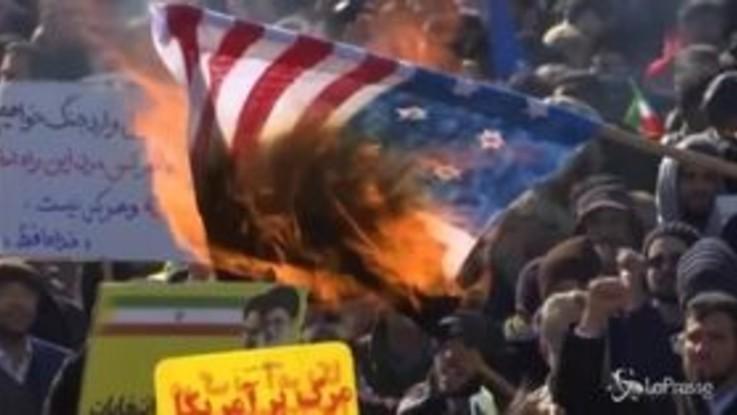 L'Iran celebra il 41° anniversario della rivoluzione