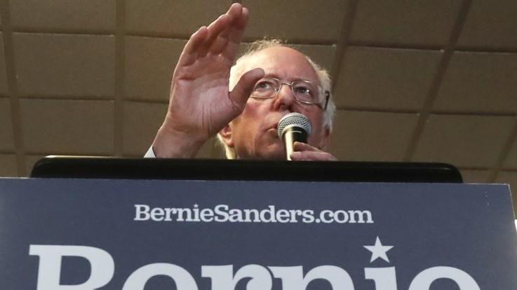 Usa 2020, Bernie Sanders vince le primarie dem in New Hampshire