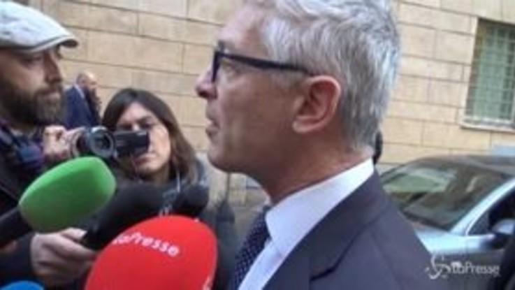 """Gregoretti, Morra: """"La magistratura farà al meglio suo lavoro"""""""