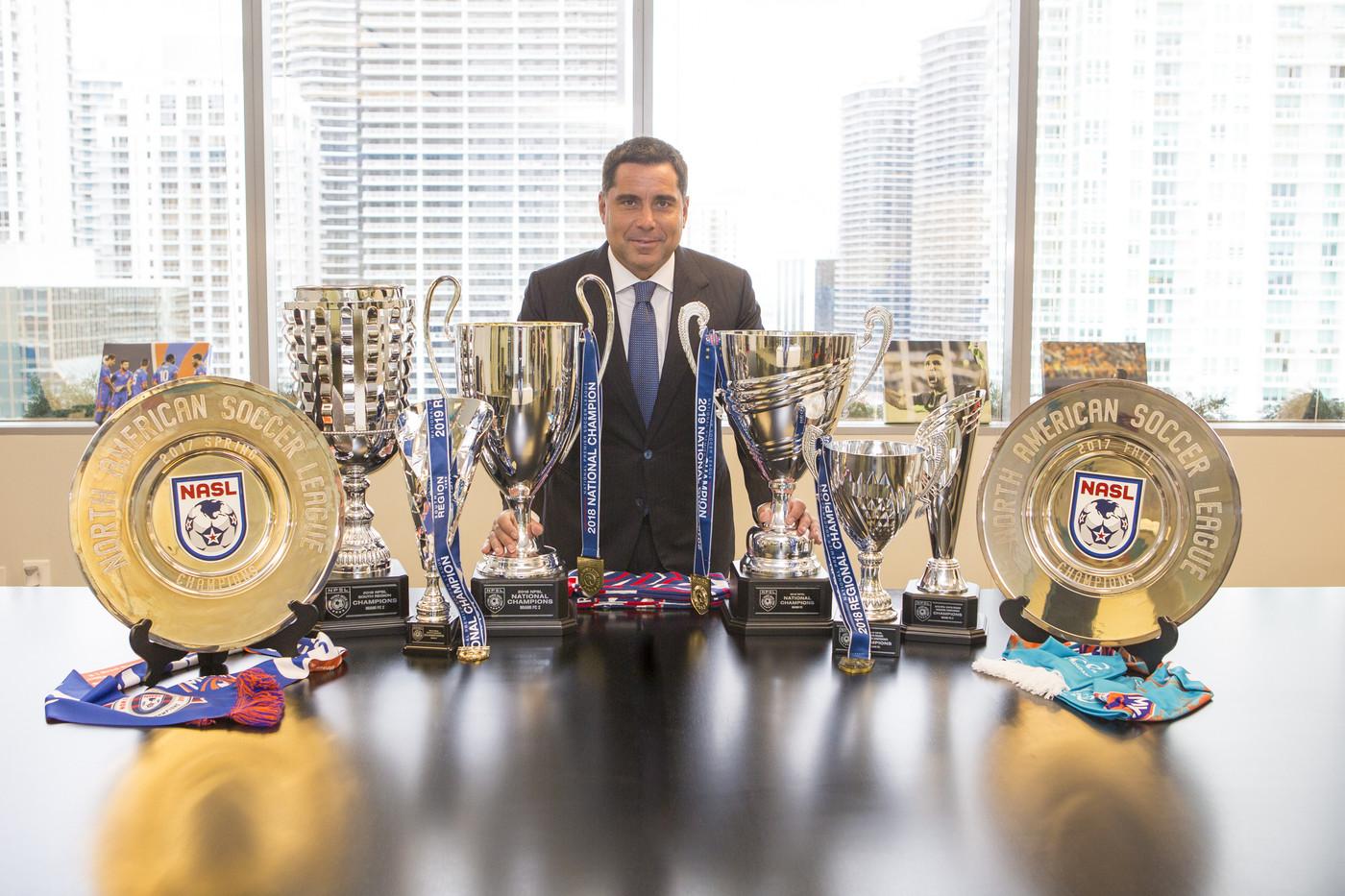 """Miami FC, Silva su sentenza TAS: """"Con sistema aperto più benefici al calcio USA"""""""