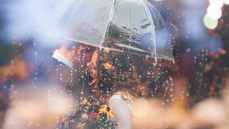 Il meteo del 13 e 14 febbraio, in arrivo la pioggia: San Valentino bagnato