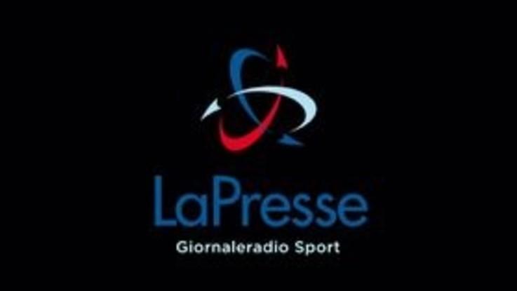 13 febbraio - Il giornaleradio-sport delle 15