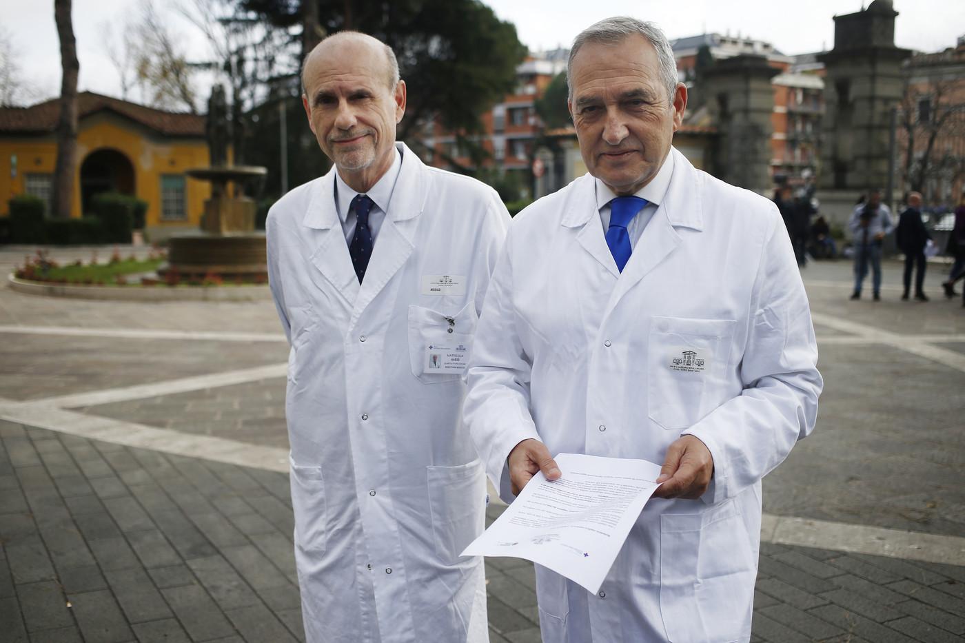 Coronavirus, migliora italiano ricoverato allo Spallanzani