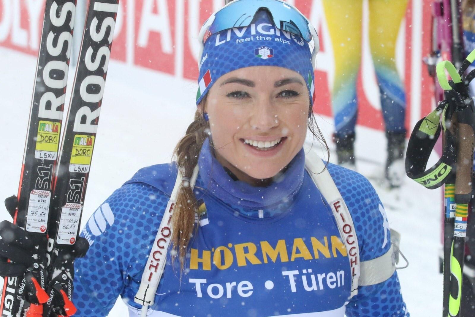 Biathlon, Mondiali: Italia subito a medaglia, argento in staffetta mista