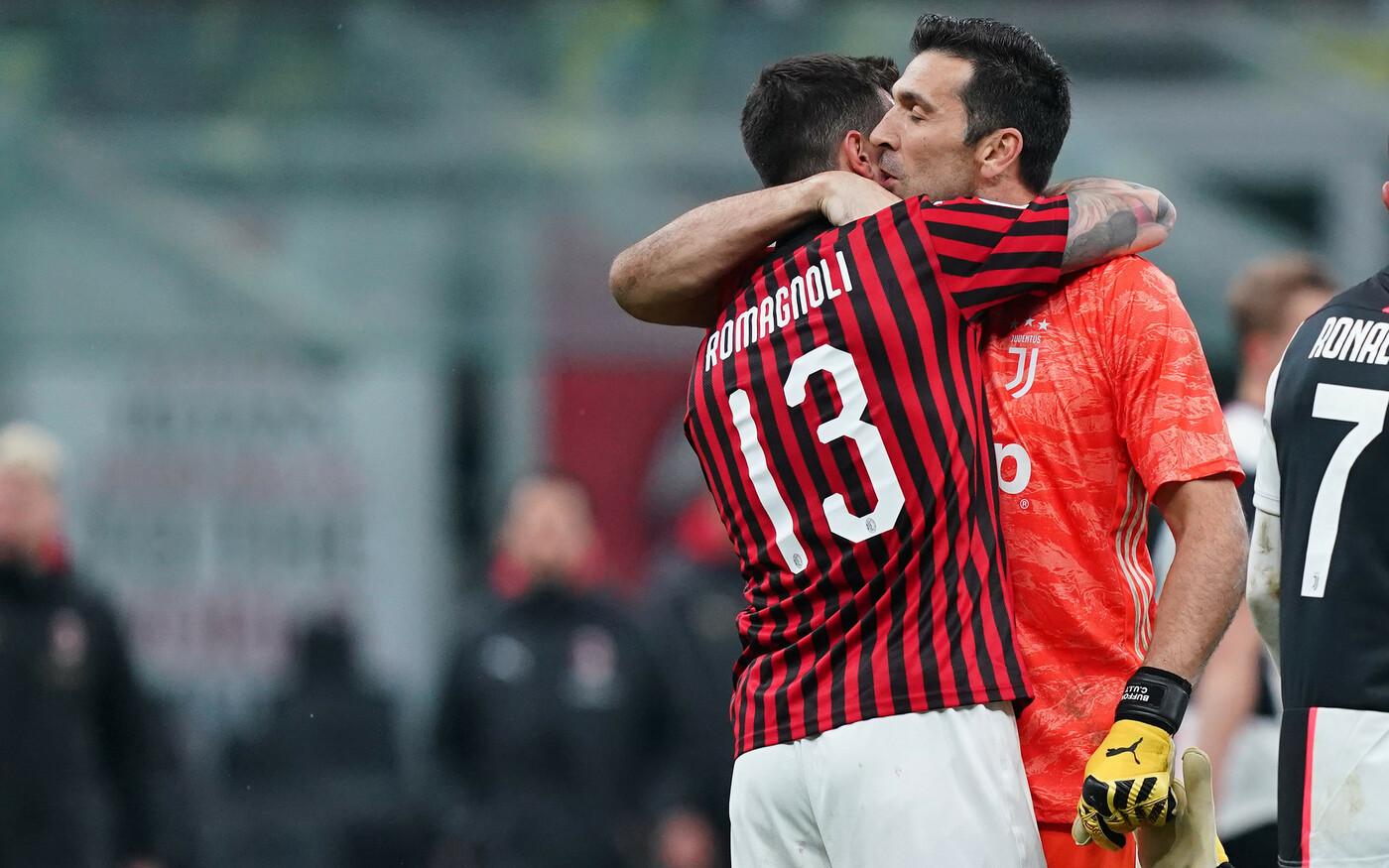 Coppa Italia, Ronaldo replica a Rebic: Milan-Juve 1-1 nell'andata