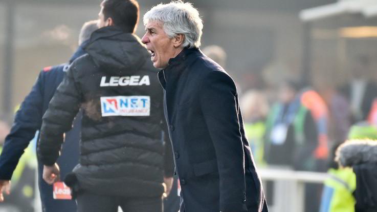 Atalanta, Gasperini: Roma diretta concorrente, gara importante