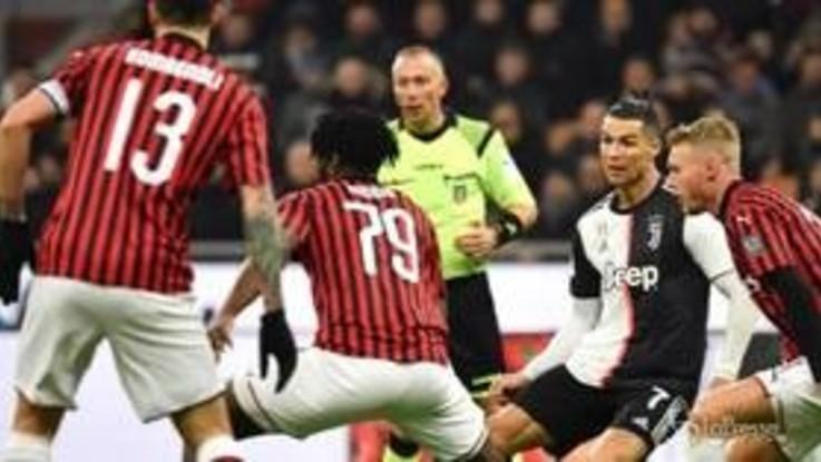 Serie A, sabato tre anticipi: Atalanta-Roma per l'Europa