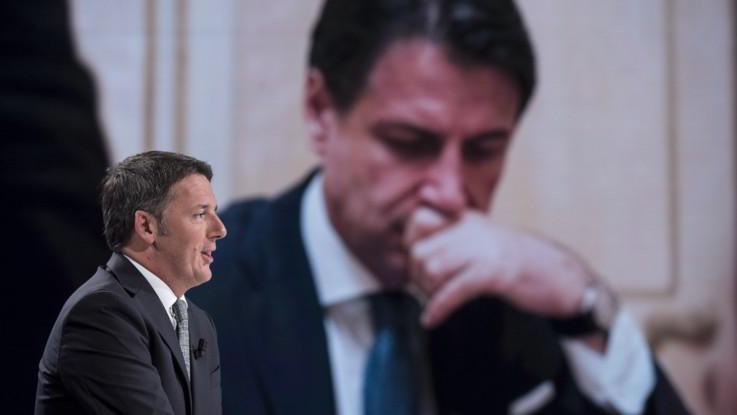 Governo, resta duello Conte-Renzi. IV vota fiducia ma su giustizia tiene punto