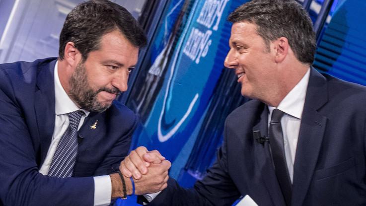"""Conte e la """"maledizione"""" dei Mattei: da Salvini a Renzi un governo sempre in bilico"""