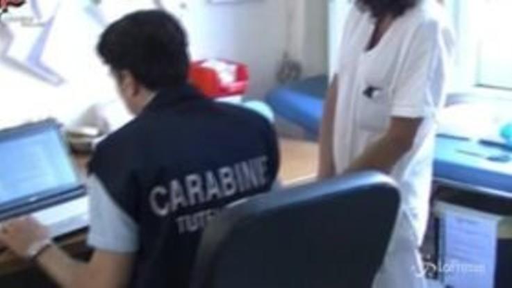 Catania, lavoratori in nero in casa di riposo: in 7 percepivano reddito di cittadinanza