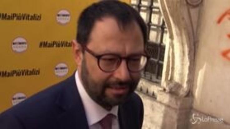 """M5s, Patuanelli: """"Il Movimento è nato in piazza, forse ora ci stiamo troppo poco"""""""