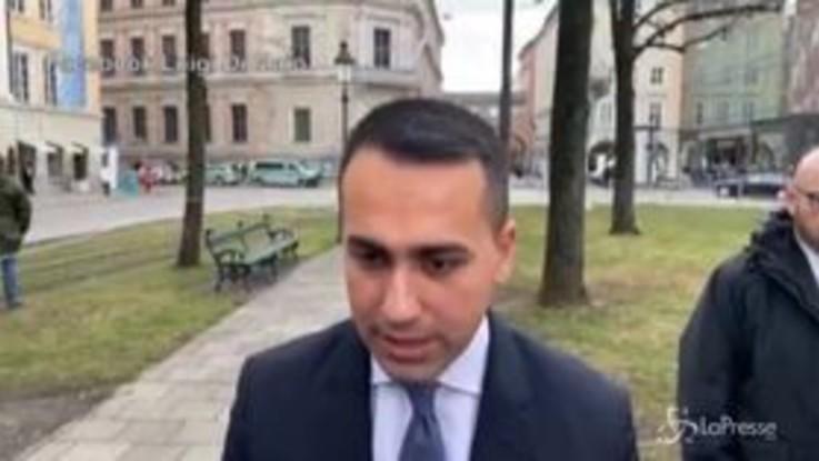 """Coronavirus, Di Maio su nave bloccata: """"Disponibili a rimpatriare chi vuole rientrare"""""""
