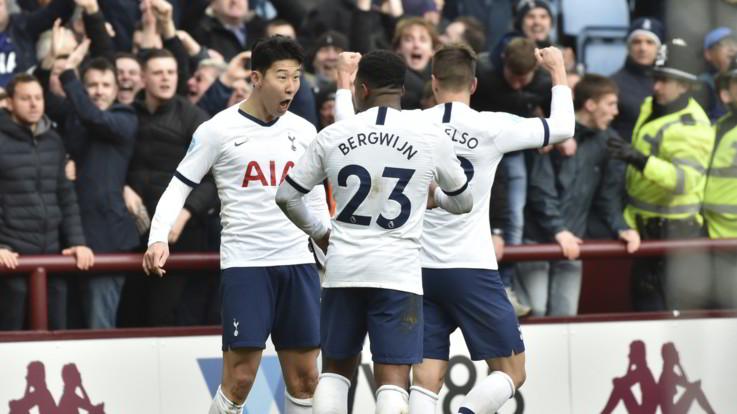 Premier, l'Arsenal fa poker. Tottenham all'ultimo respiro
