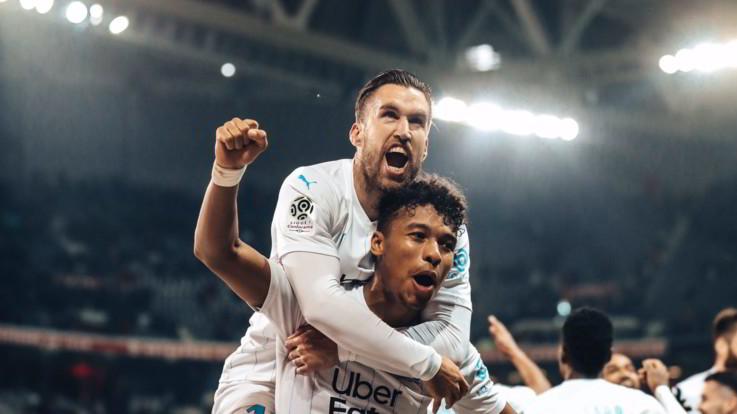 Ligue 1, successo in rimonta del Marsiglia. Lione bloccato dallo Strasburgo
