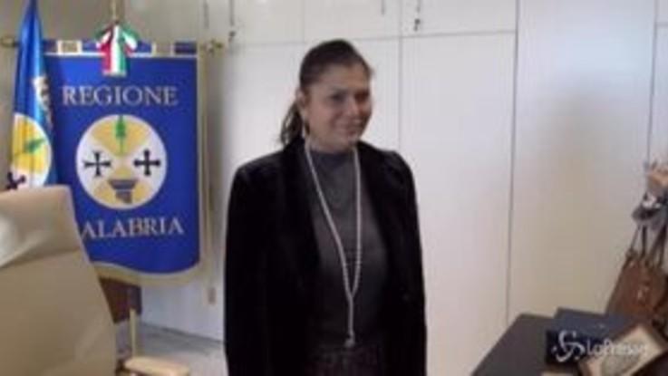 """Calabria, Santelli proclamata presidente: """"Grande emozione e responsabilità"""""""