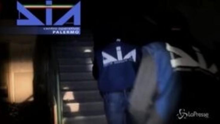 Mafia, colpo al clan degli Arenella: 8 arresti a Palermo