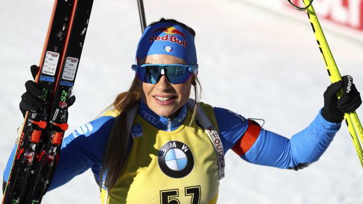 Biathlon, Mondiali: Wierer oro anche nella 15km individuale