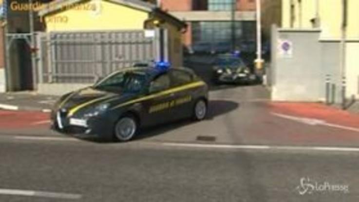 Torino, slot machine manomesse: oltre 100 denunciati