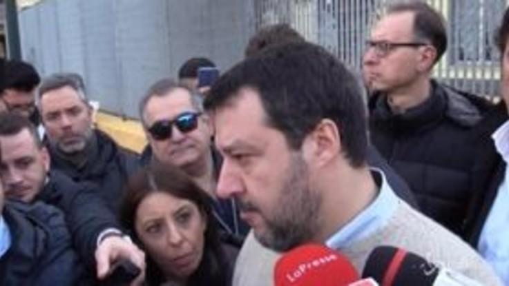 """Flop Sardine a Napoli, Salvini: """"Che Peccato! Conseguenza di chi sceglie salotti radical chic"""""""